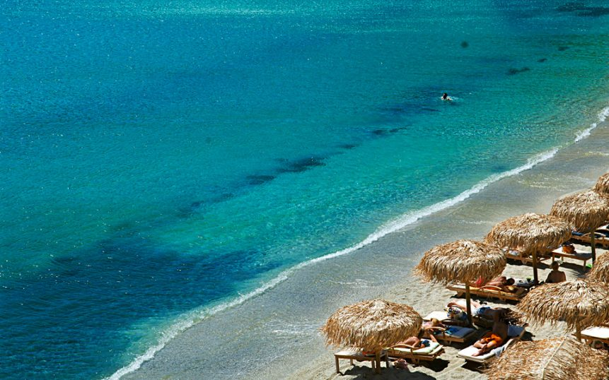 Rent a boat Mykonos and explore the best beaches of Mykonos island
